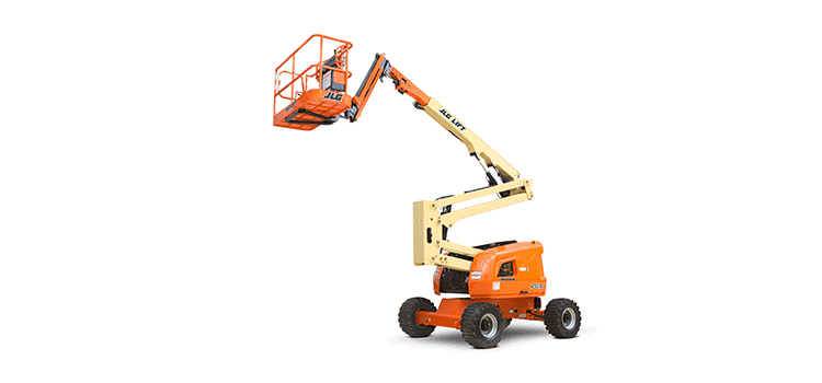 JLG 450AJ Articulating Boom Lift