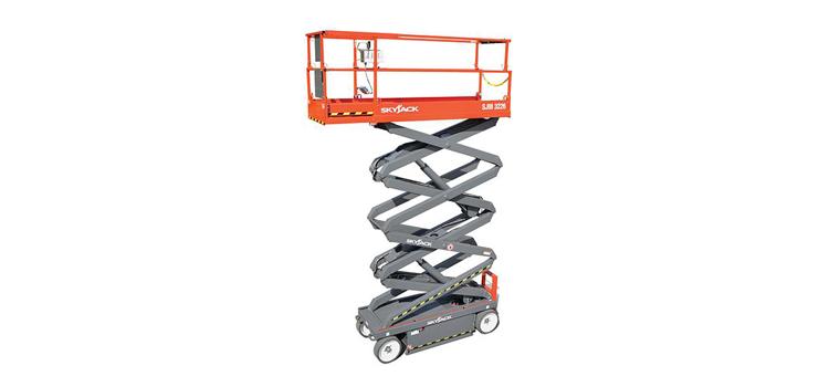 租用Skyjack Scissor Lift SJIII3220