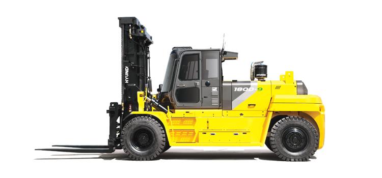 Hyundai 180D-9 Forklift