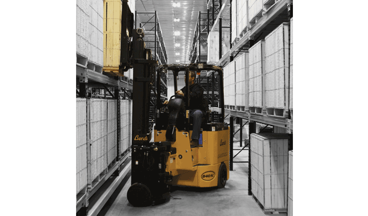 Bendi B40AC Forklift