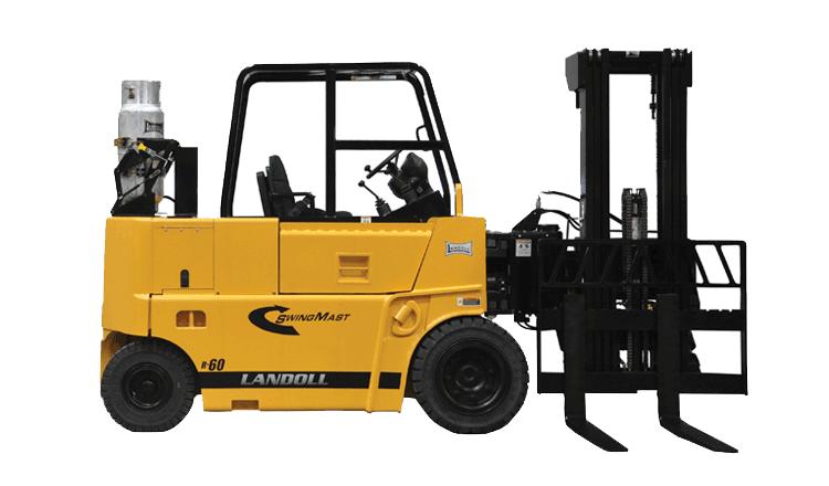 Drexel R60i4H Forklift