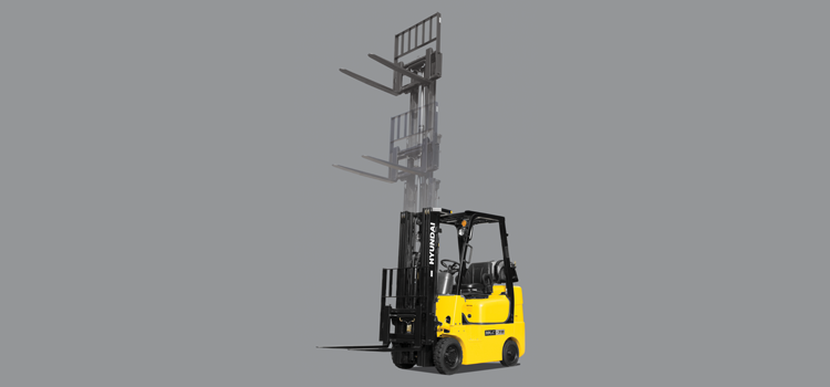 Hyundai Cushion Tire Forklift