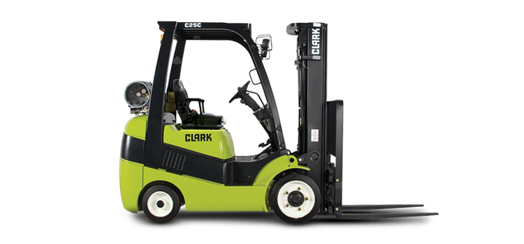 Clark Cushion Tire Forklift
