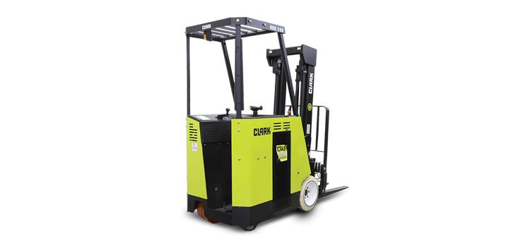Clark Electric Forklift