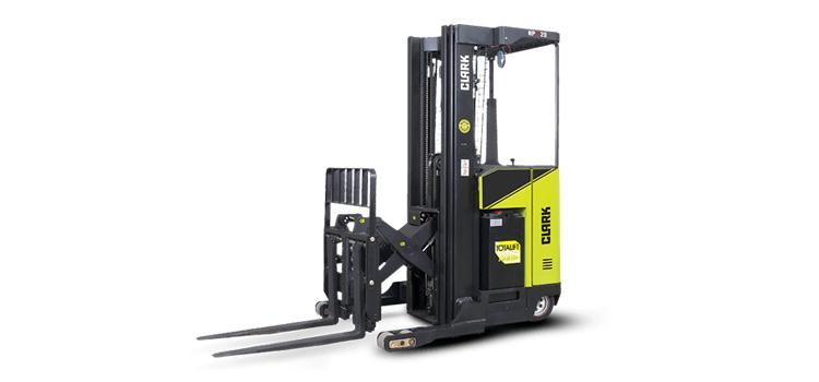 Clark Narrow Aisle Forklift