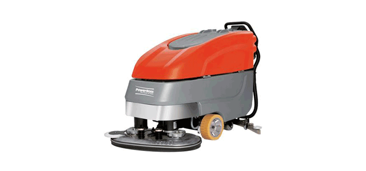 PowerBoss Walk Behind Scrubber Phoenix ECO 30