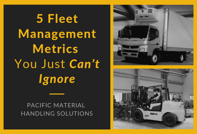 The 5 Fleet Management Metrics You Just Can't Ignore