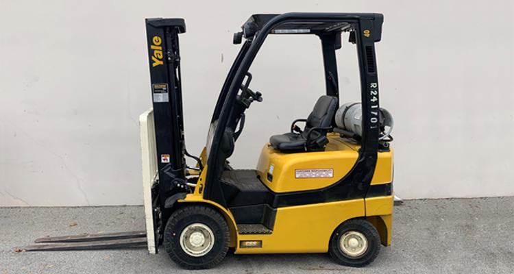 Yale GLP040SVX Used Forklift