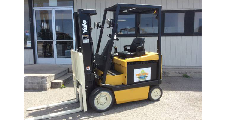 Yale ERC050GH Used Forklift
