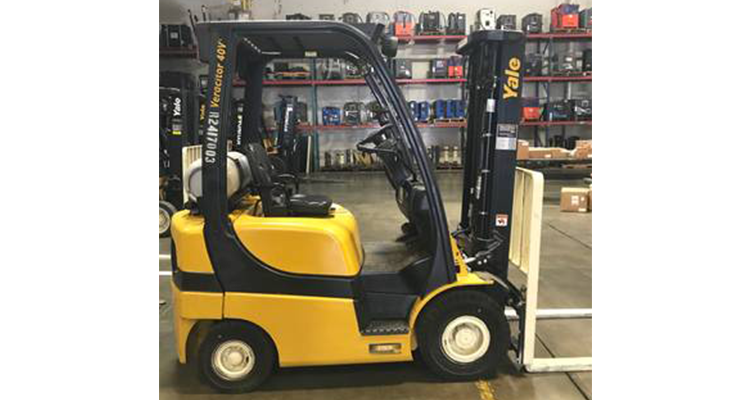 Yale GLP040SVXRAE084 Used Forklift
