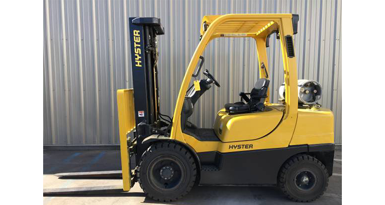2012 Hyster H60FT Forklift - Organic