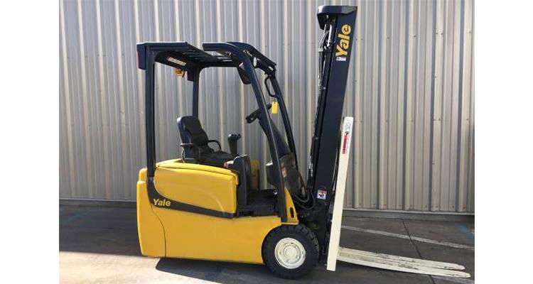 Yale ERP030VT Used Forklift