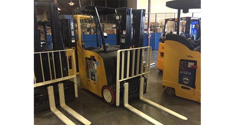 Yale ESC040ADN36TE092 Used Forklift