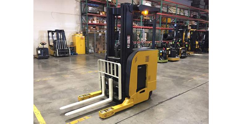 Yale NR040DANS24TE091 Used Forklift