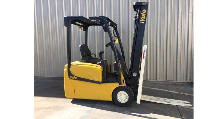 2015 Yale ERP030VT Forklift - Organic