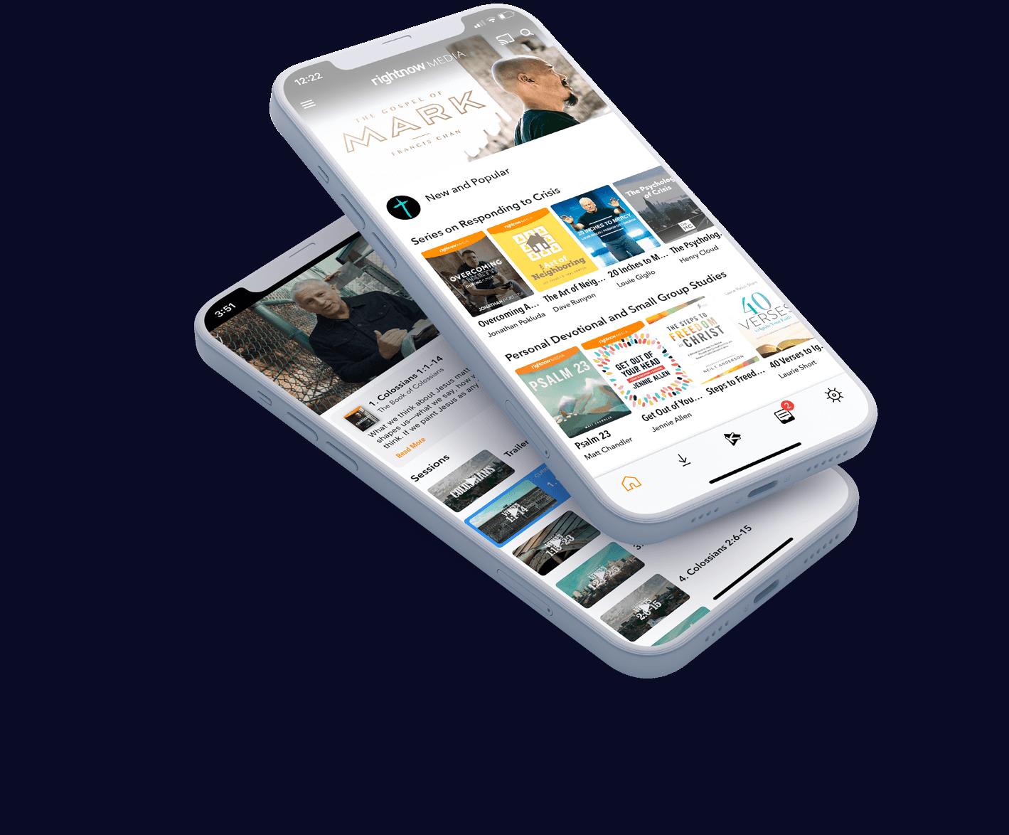 RightNow Media App
