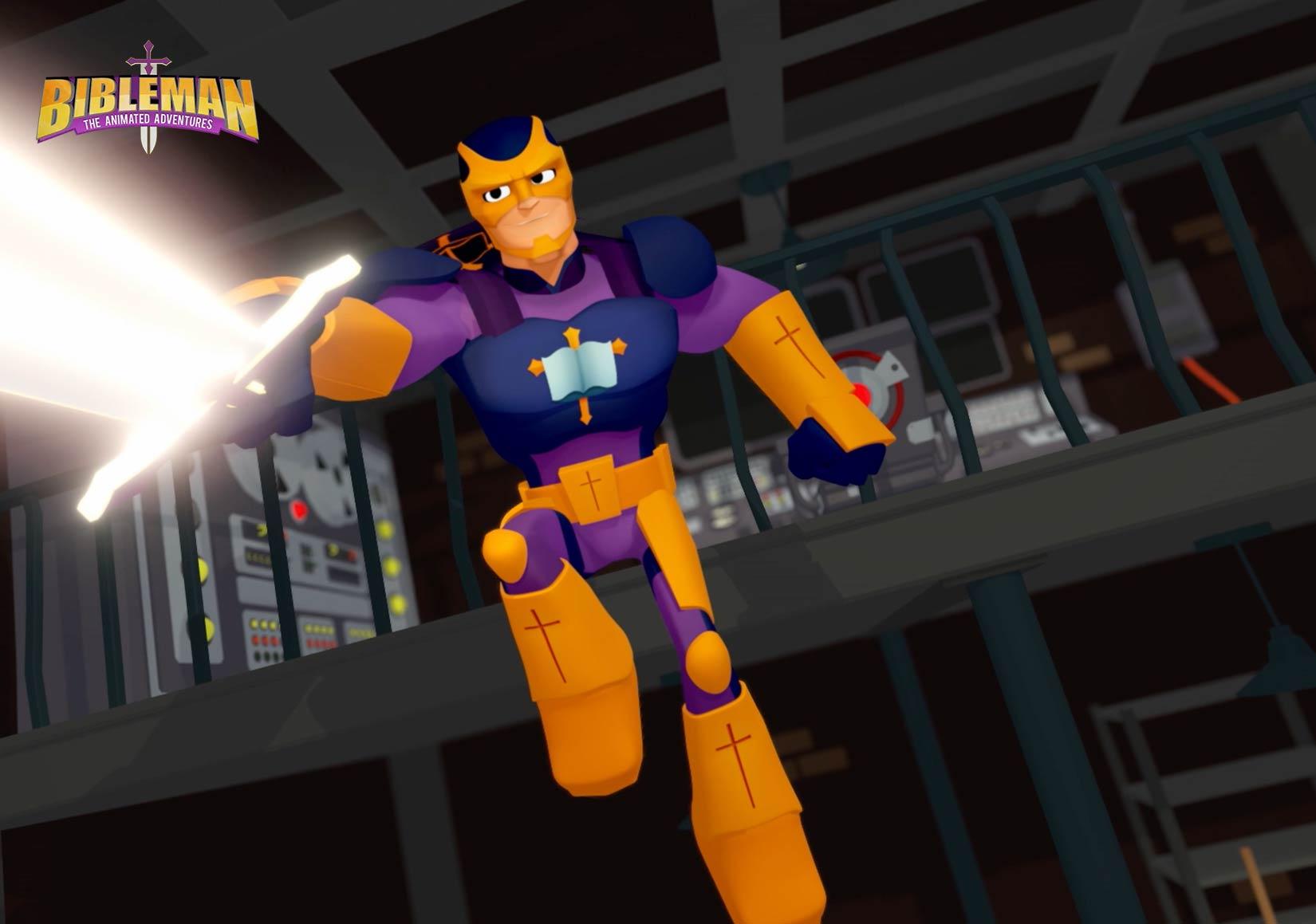 Bibleman - The Animated Adventures