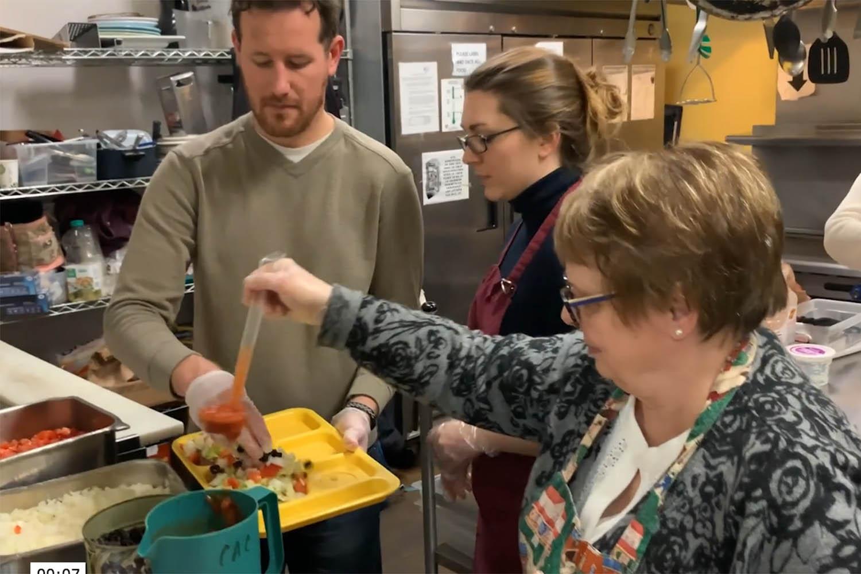 The Clark Center Cooks