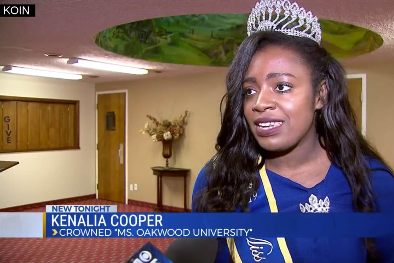 NW Member Crowned Miss Oakwood University