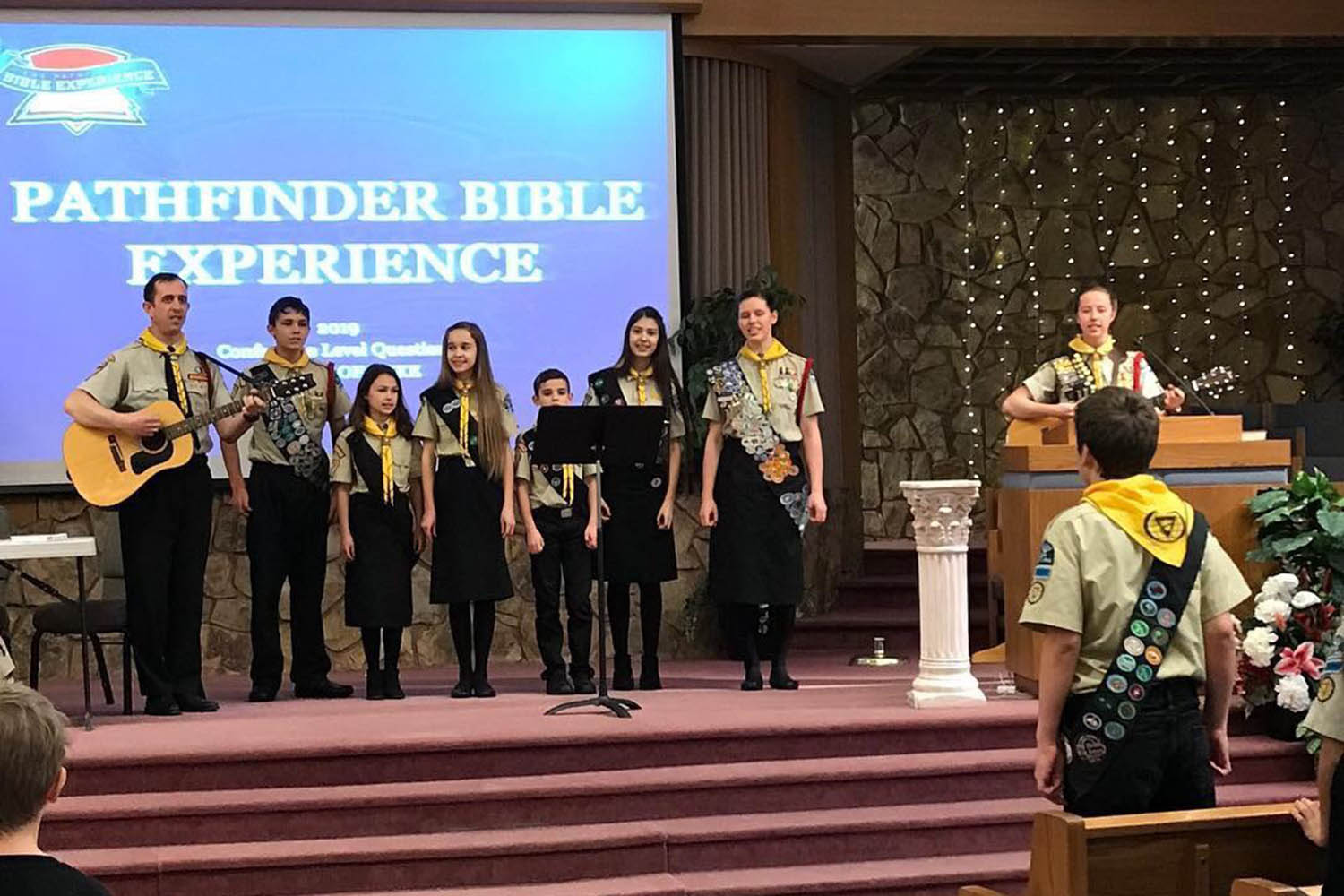 Thirteen Teams Participate in Oregon Conference Level Pathfinder Bible Experience