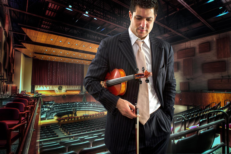 Jaime Jorge Vespers Concert