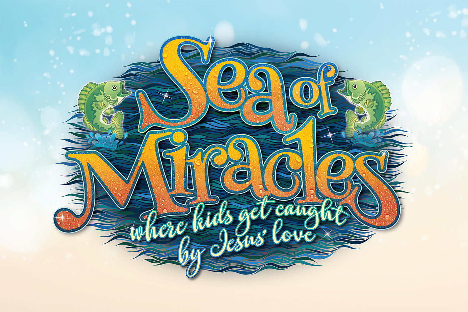 Sea of Miracles–Vacation Bible School