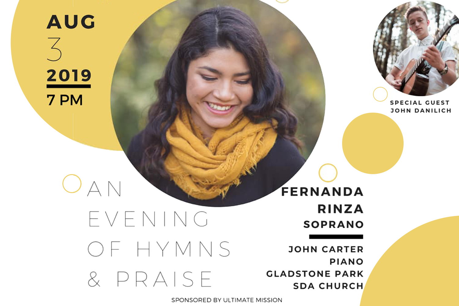 An Evening of Hymns & Praise