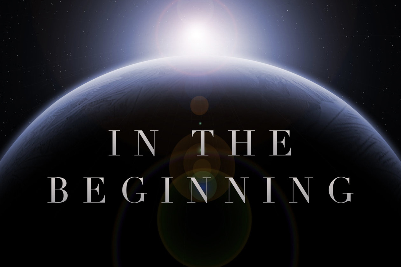 In the Beginning – The Origin of Species