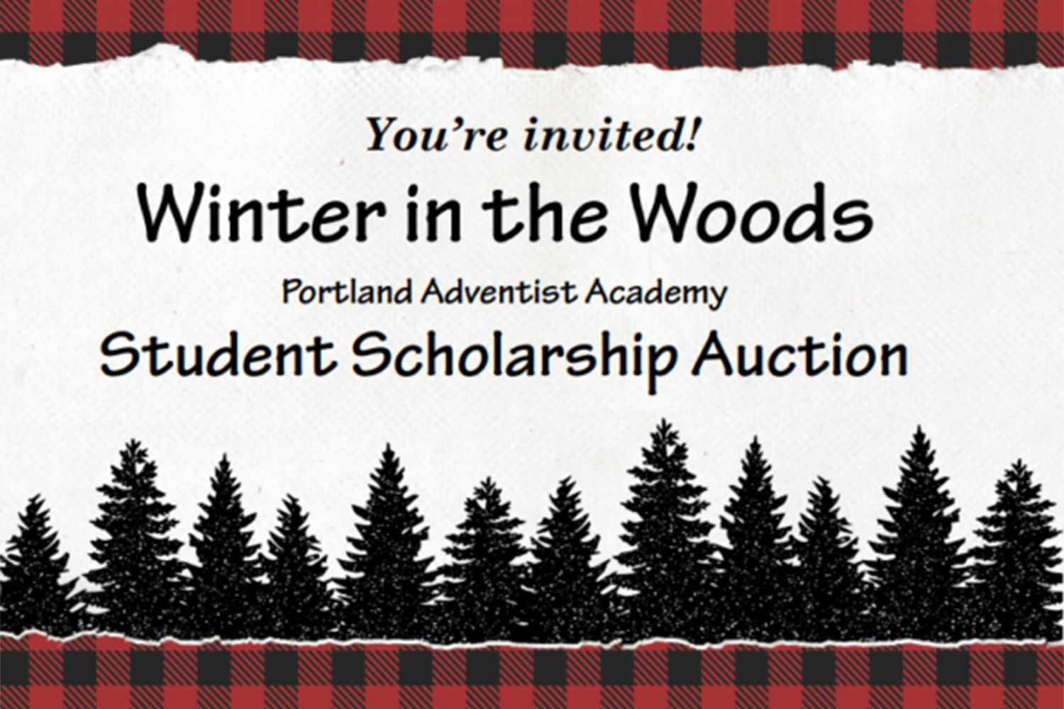 PAA Student Scholarship Auction