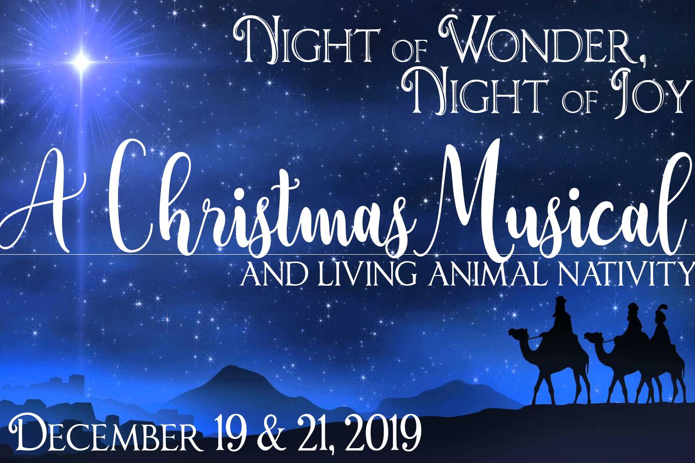 Night of Wonder Night of Joy Christmas Musical