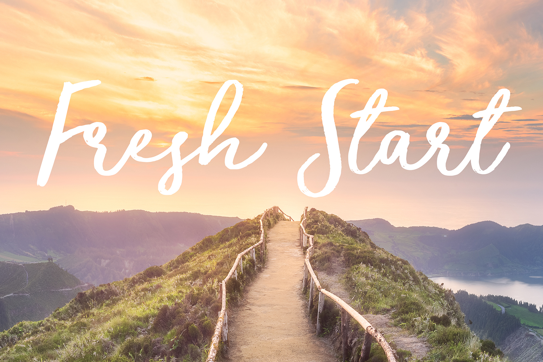 Fresh Start 2020