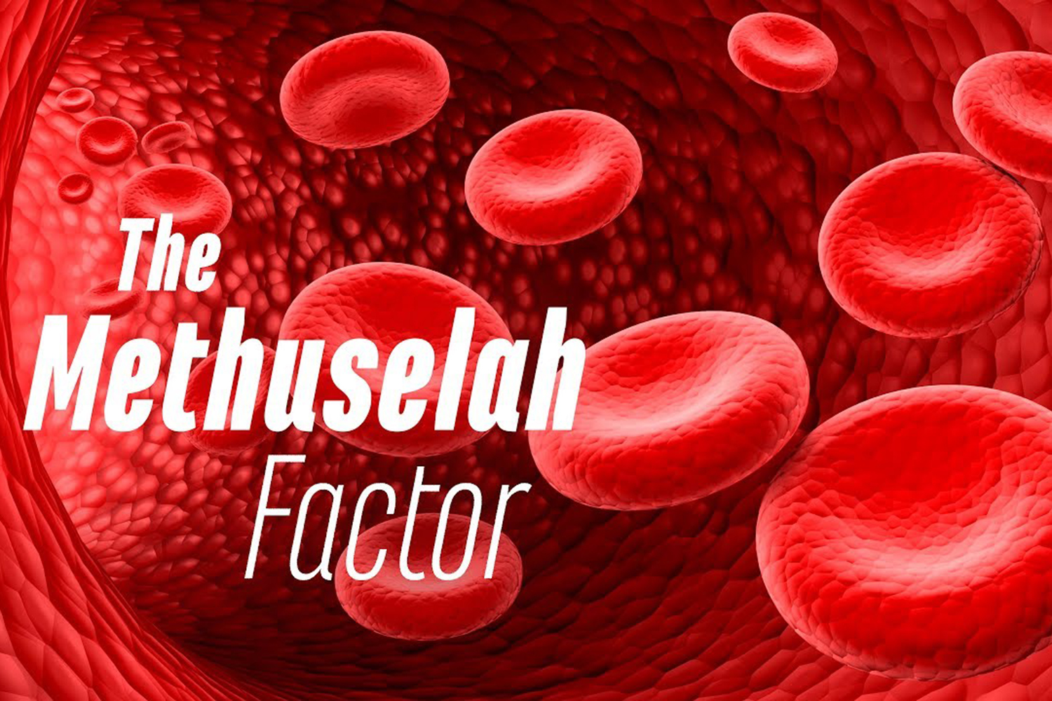 The Methuselah Factor with Dr. David DeRose