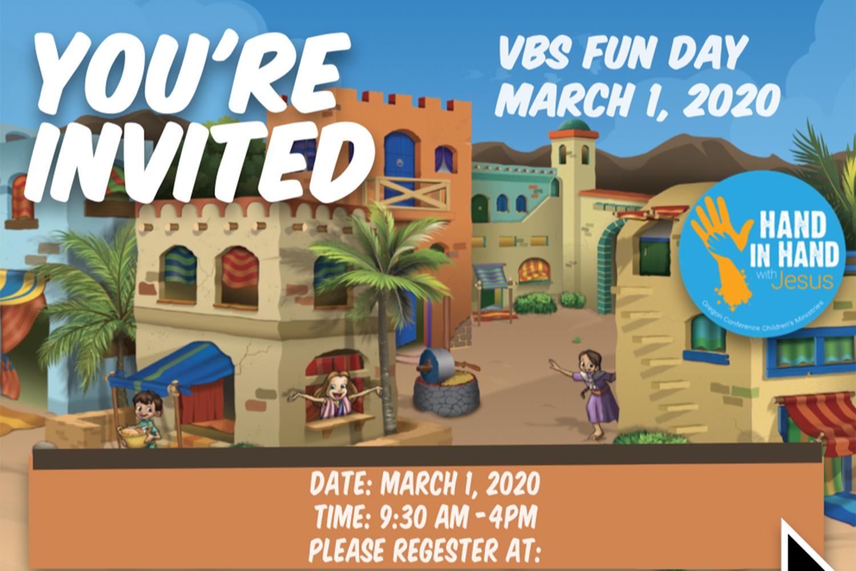 VBS Fun Day