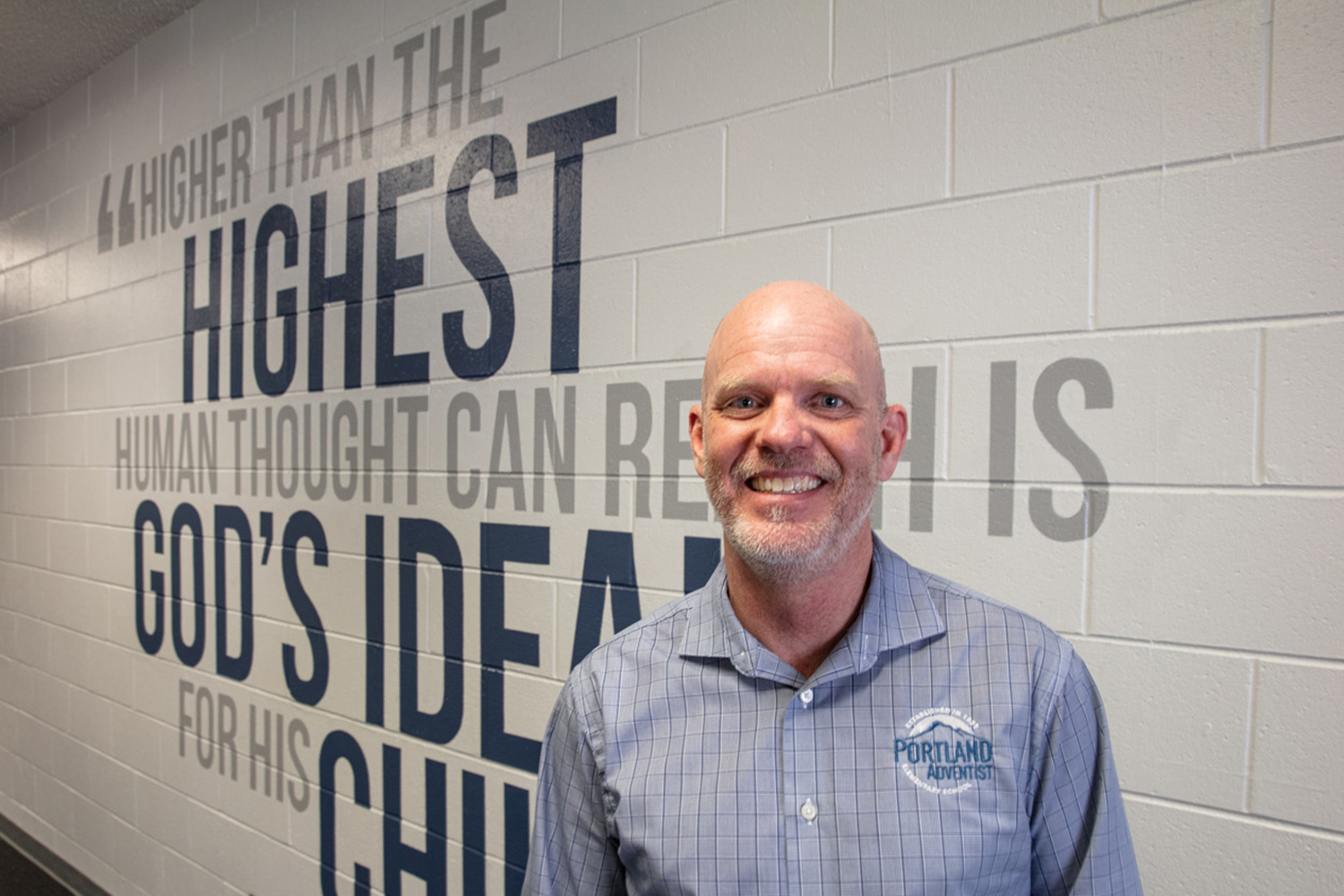 Brandon O'Neal Elementary Administrator of the Year