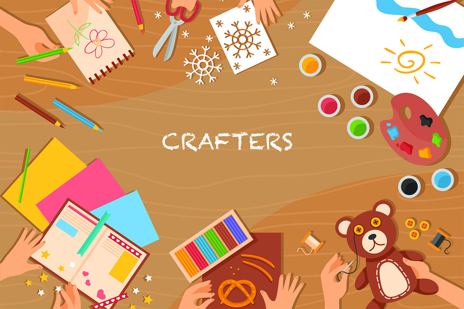 Crafters – COVID-19 Resources