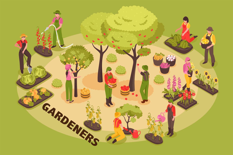 Gardeners – COVID-19 Resources