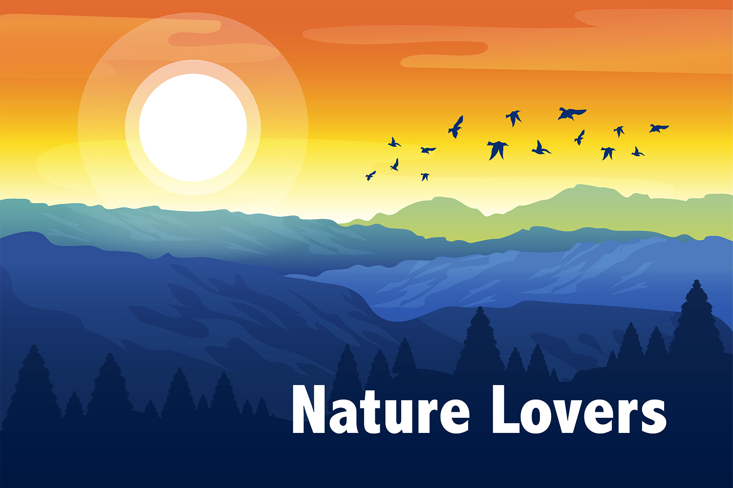 Nature Lovers – COVID-19 Resources