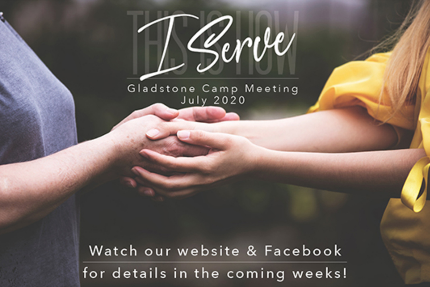 Virtual Camp Meeting Coming This Summer!