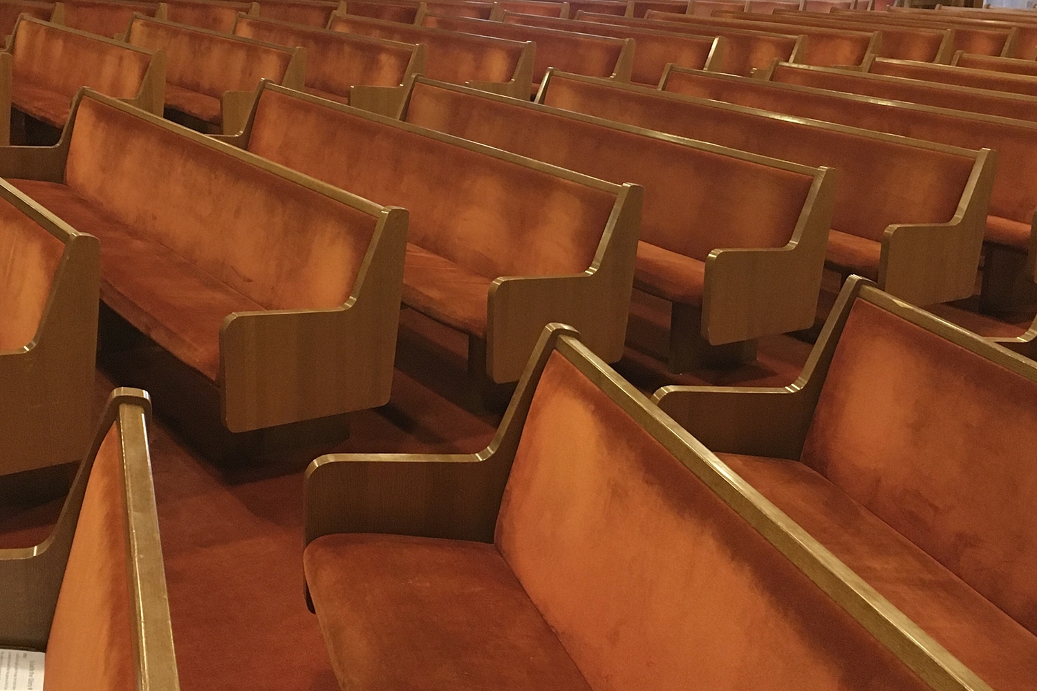 Church Pews Available in Beaverton