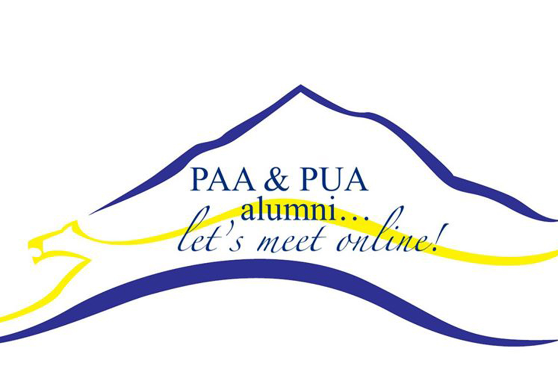 PAA/PUA Virtual Alumni Gathering