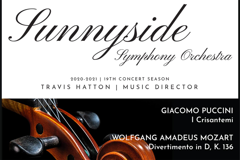 Sunnyside Symphony Concert