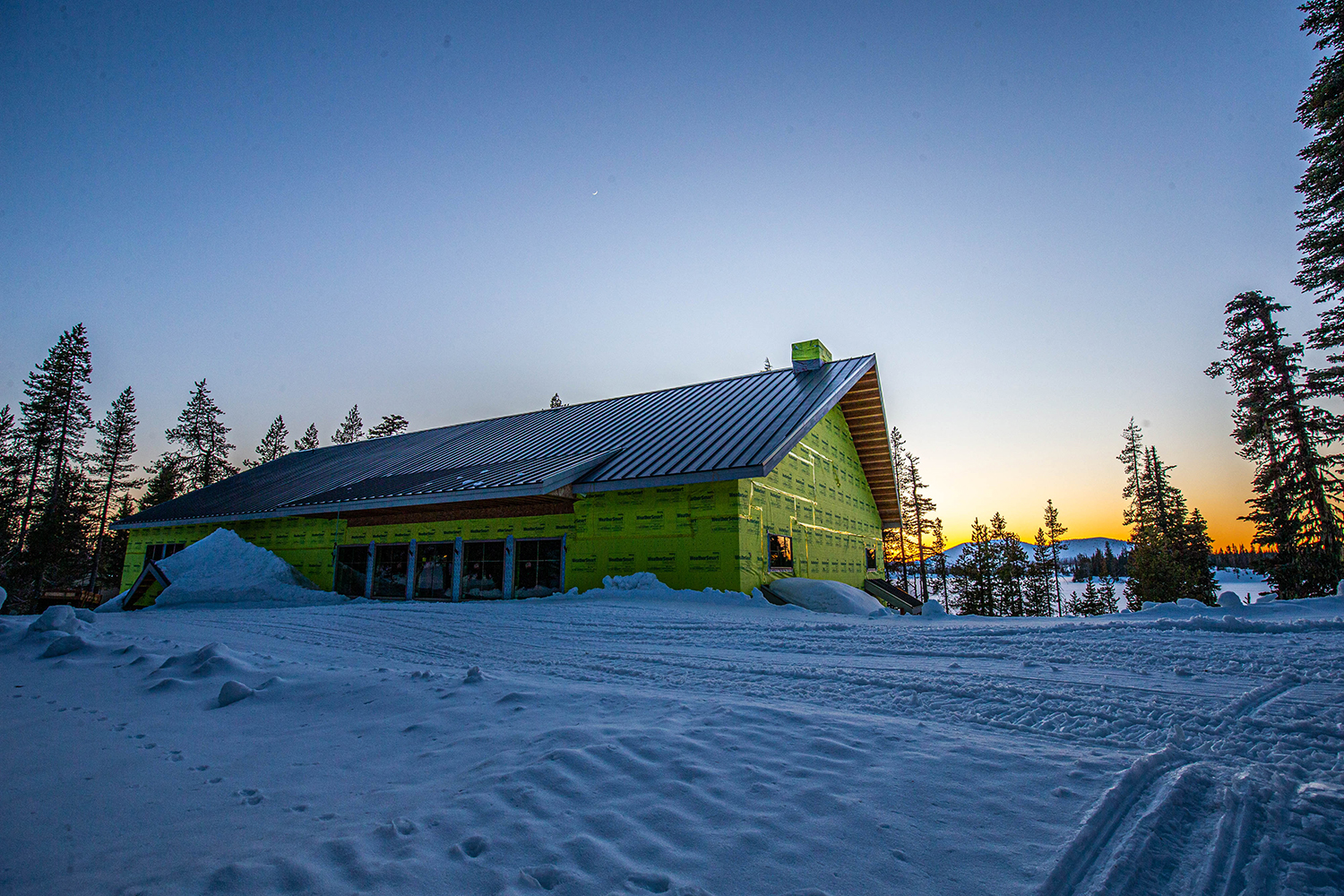 Big Lake Lodge – Memories of The Old, Update on The New