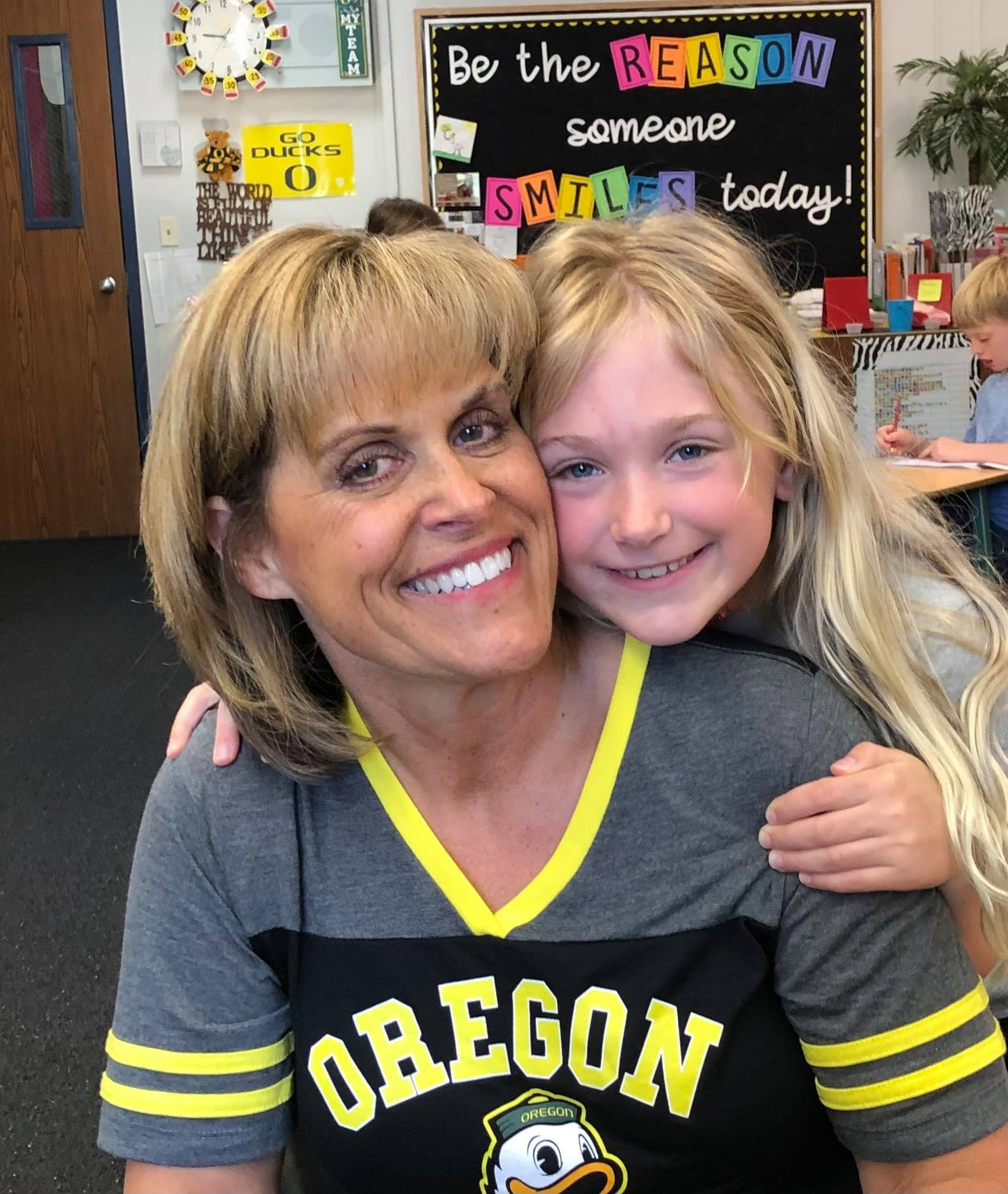 PAES Teacher Nancy Stinson Retires after 37 years in Education