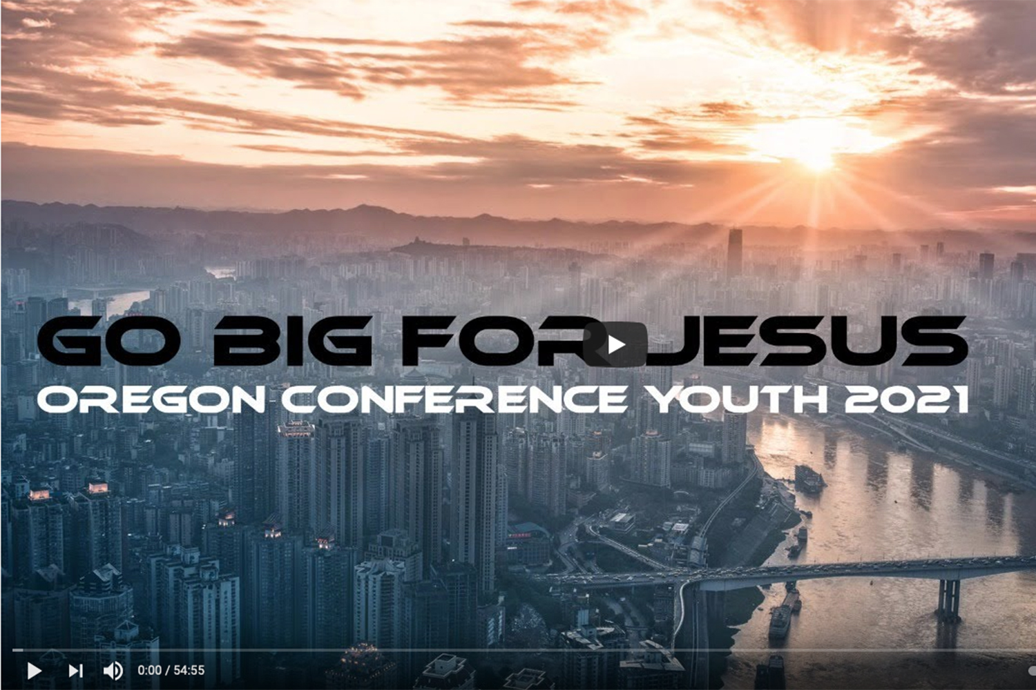 Youth & Earliteens Team Up for Camp Meeting