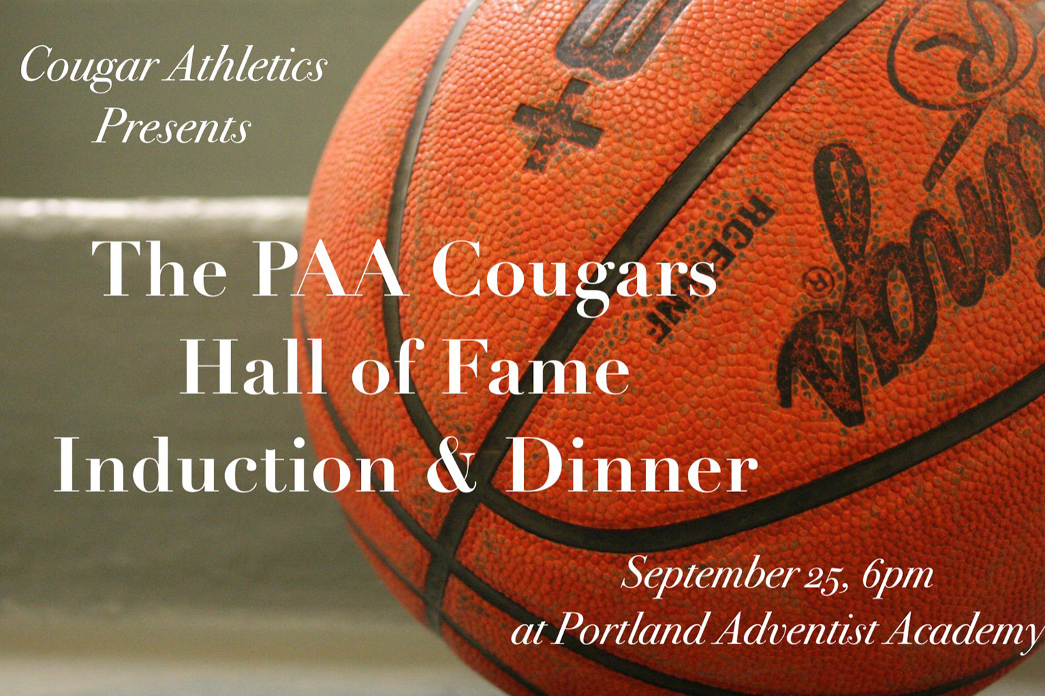 PAA's 50-Years of Cougars Celebration Weekend