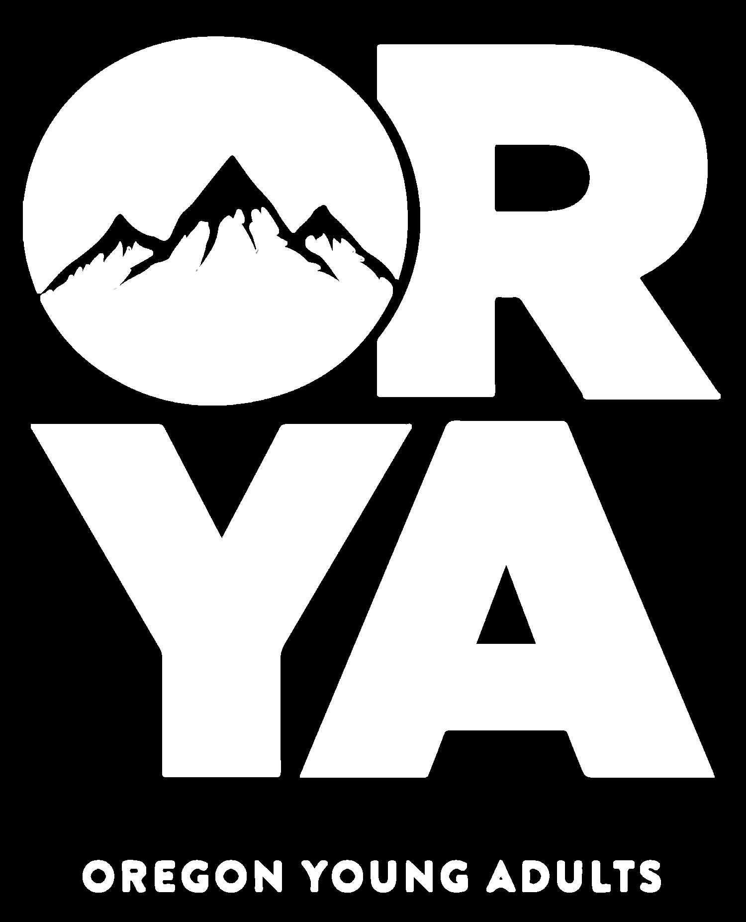 Oregon Young Adult logo