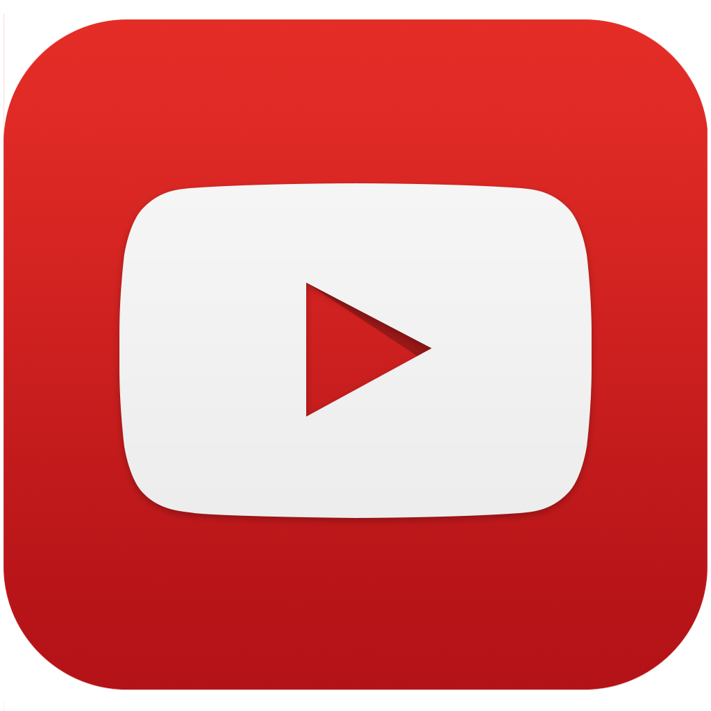 Youtube icon and link