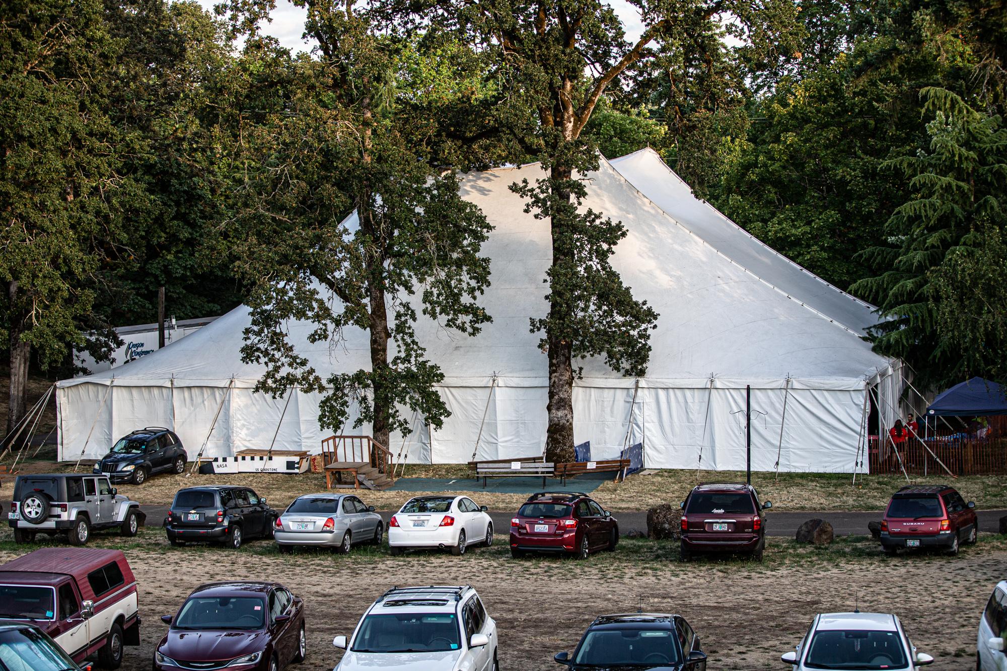 Beaver Tent