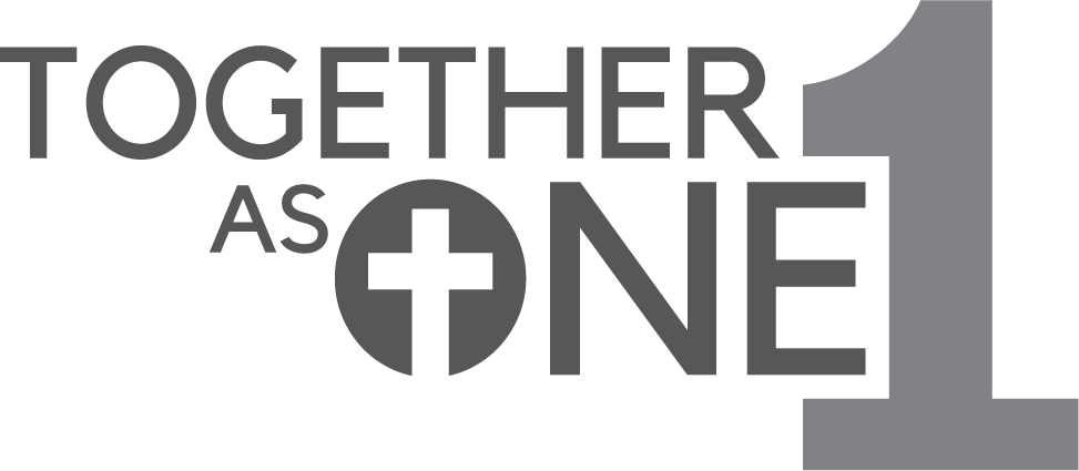 Together as One logo