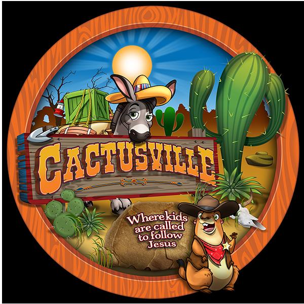 Cactusville logo